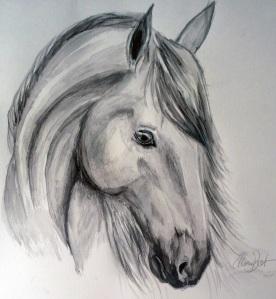 pennakolvattenhäst